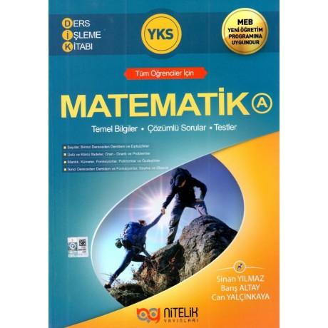 Nitelik Yayınları YKS Matematik A Ders İşleme Kitabı