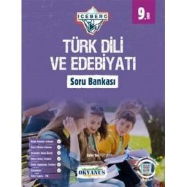 Okyanus Yayınları 9. Sınıf Iceberg Türk Dili Ve Edebiyatı Soru Bankası