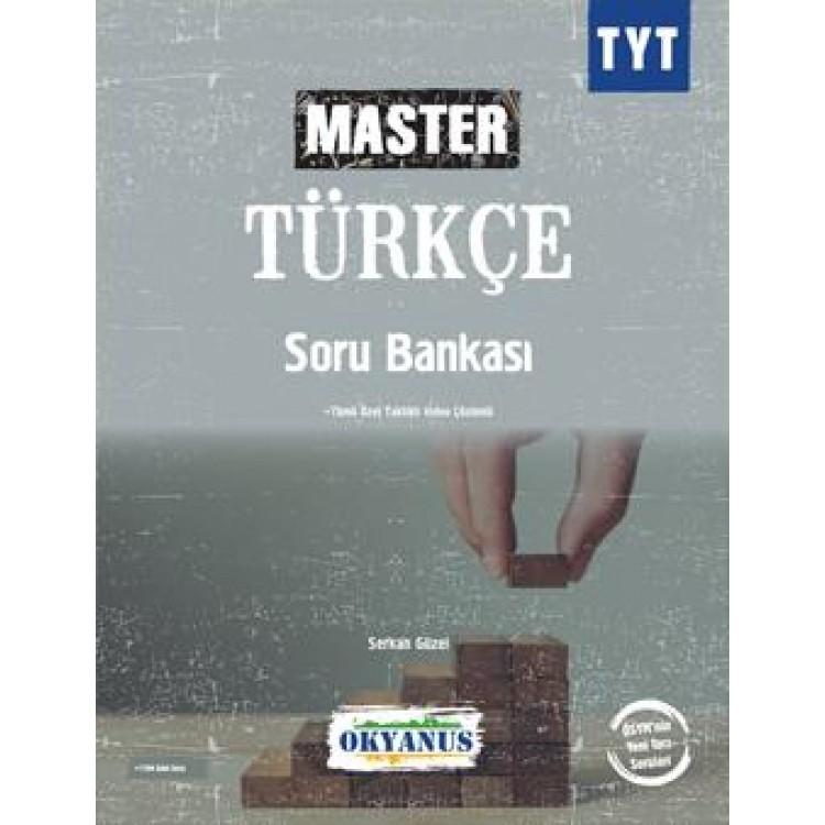 Okyanus Yayınları TYT Türkçe Master Soru Bankası