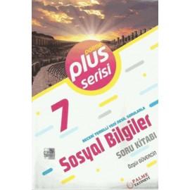 Palme Yayınları 7. Sınıf Plus Serisi Sosyal Bilgiler Soru Bankası