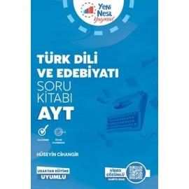 Yeni Nesil Yayınları AYT Türk Dili ve Edebiyatı Soru Kitabı
