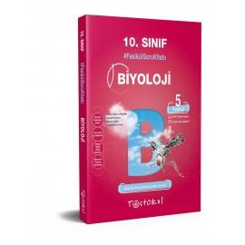 Test Okul 10. Sınıf Biyoloji Fasikül Soru Kitabı