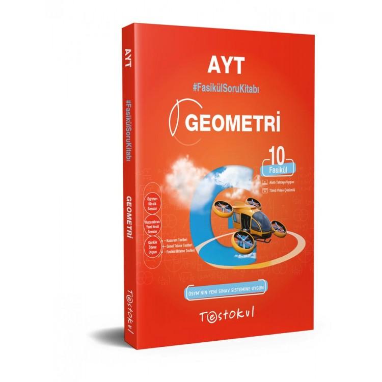 Test Okul AYT Geometri Fasikül Soru Kitabı