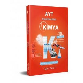 Test Okul AYT Kimya Fasikül Soru Kitabı