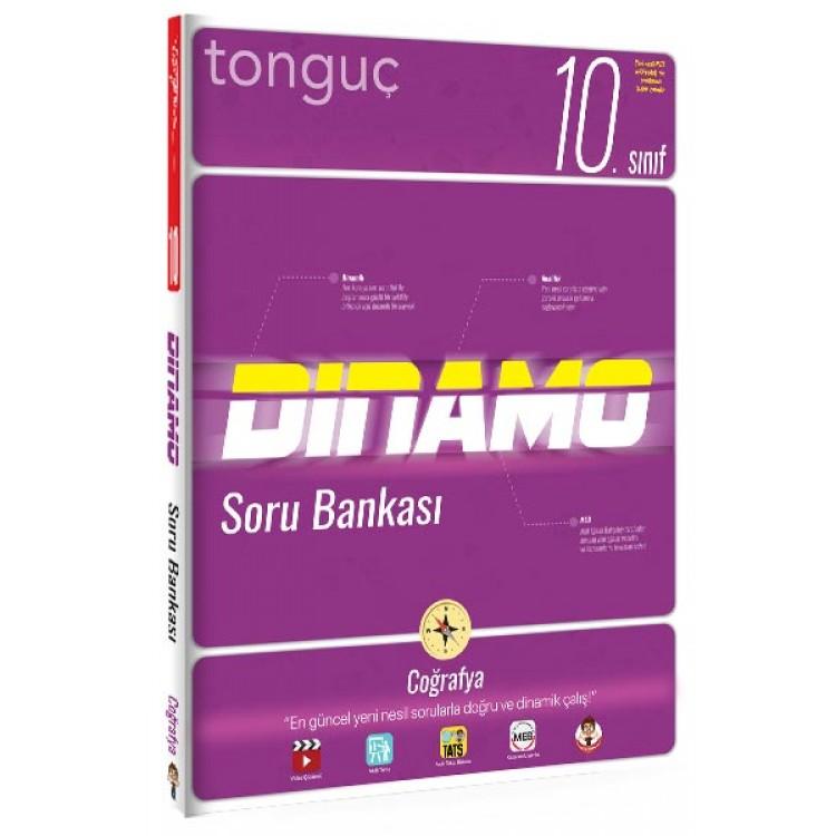 Tonguç 10. Sınıf Dinamo Coğrafya Soru Bankası