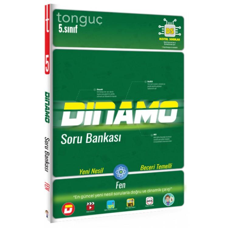 Tonguç 5. Sınıf Fen Bilimleri Dinamo Soru Bankası
