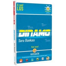 Tonguç 8. Sınıf Matematik Dinamo Soru Bankası