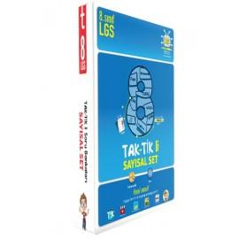 Tonguç 8. Sınıf Taktikli Sayısal Set