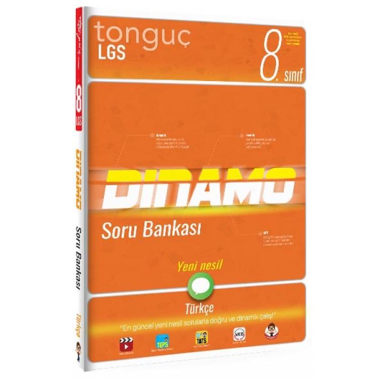 Tonguç 8. Sınıf Türkçe Dinamo Soru Bankası