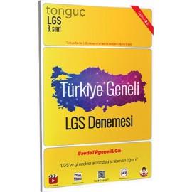 Tonguç Türkiye Geneli LGS Denemesi