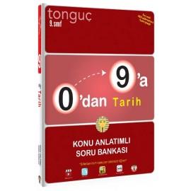 Tonguç 0'dan 9'a Tarih Konu Anlatımlı Soru Bankası