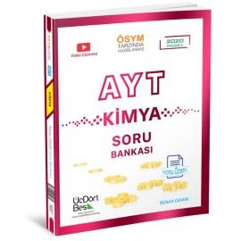 ÜçDörtBeş Yayınları AYT Kimya Soru Bankası