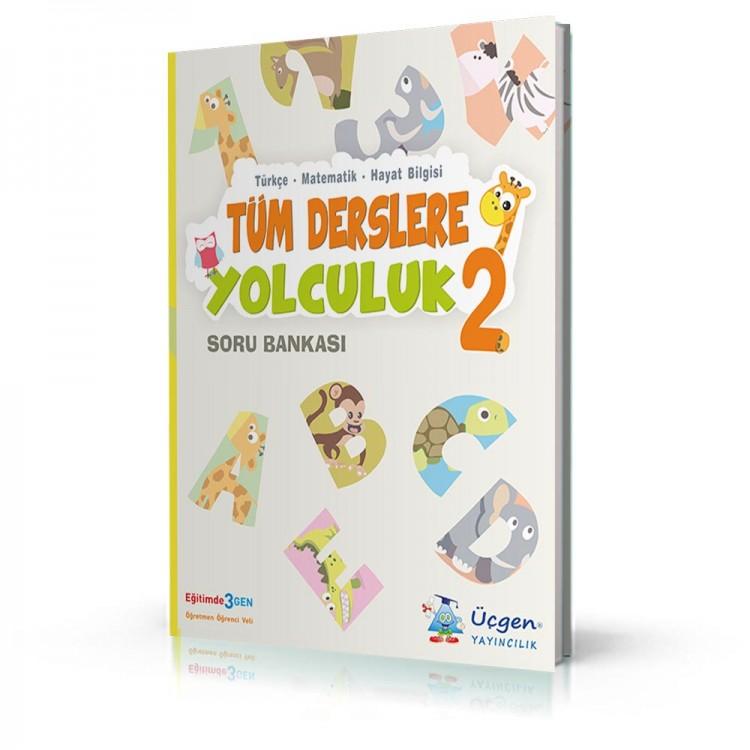 Üçgen Yayıncılık 2. Sınıf Tüm Derslere Yolculuk Soru Bankası