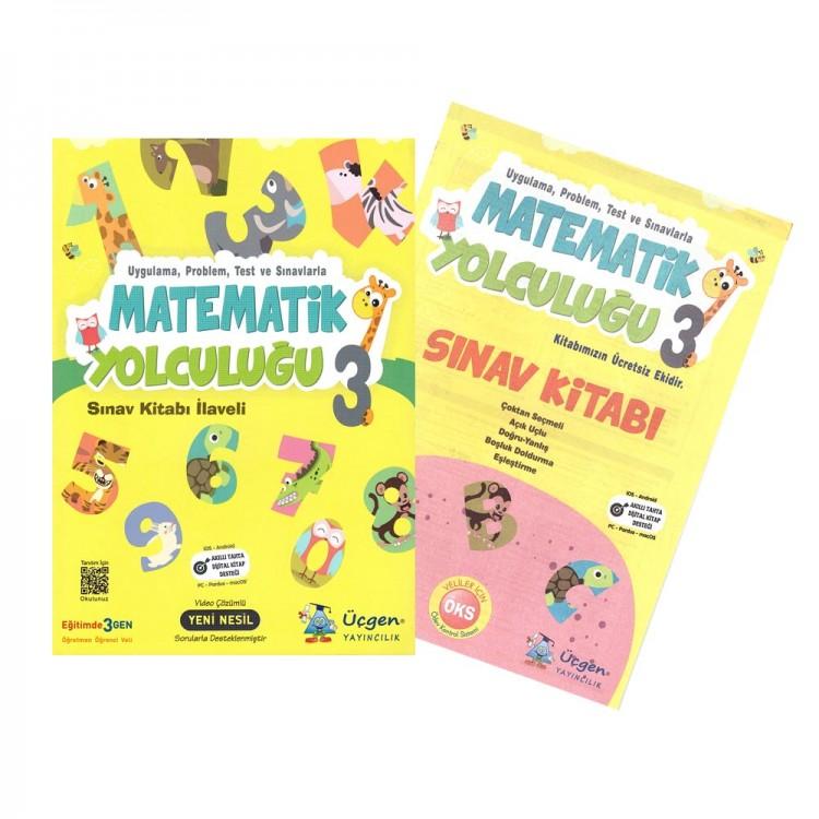 Üçgen Yayıncılık 3. Sınıf Matematik Yolculuğu