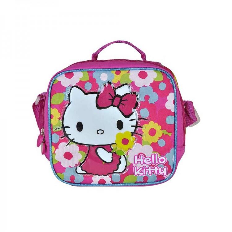 Hello Kitty Kabartmalı Beslenme Çantası 95305