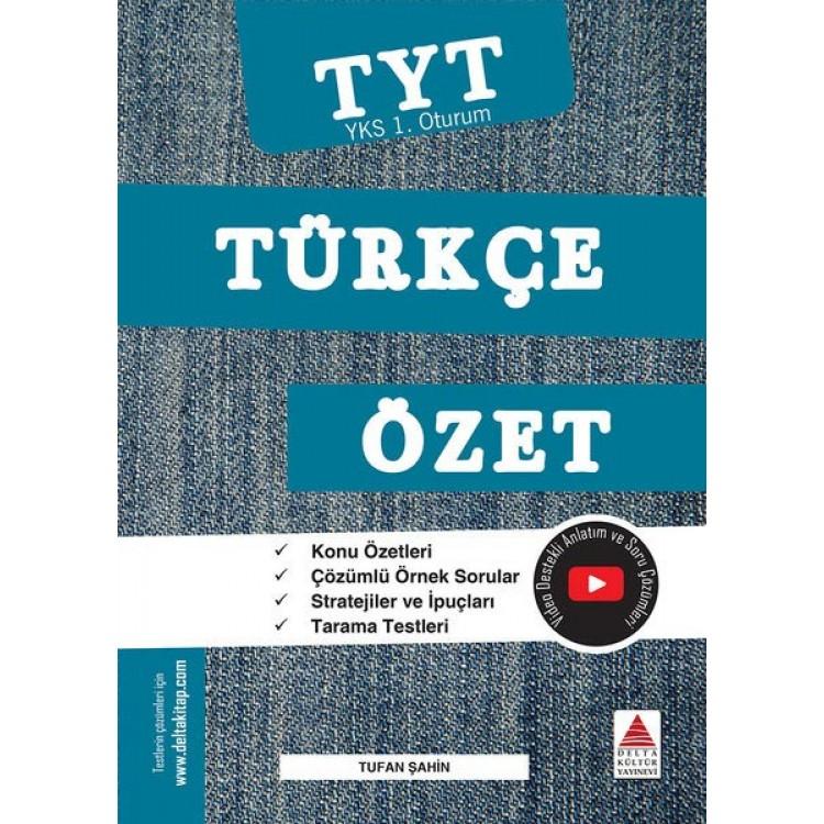 Delta Kültür TYT Türkçe Özet
