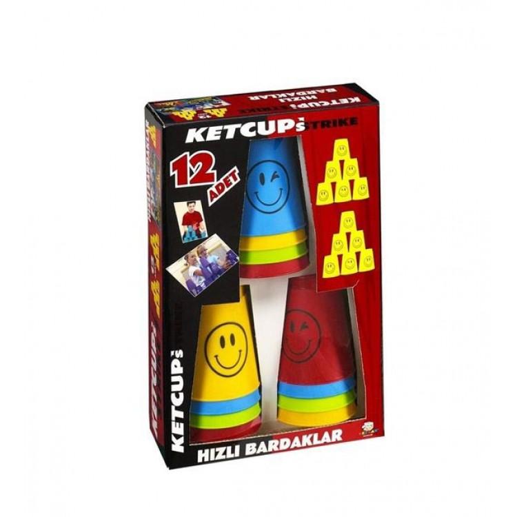 Ketcup's Strike Hızlı Bardaklar