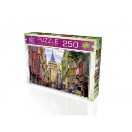 Laço Kids 250 Parça Galata Kulesi Puzzle 34 x 48cm
