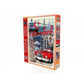Laço Kids 250 Parça Kolaj İstanbul Puzzle 34 x 48cm