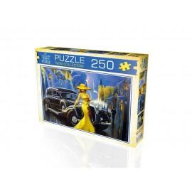 Laço Kids 250 Parça Şehir Kemancısı Puzzle 34 x 48cm