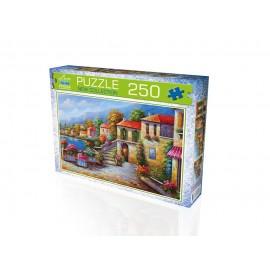 Laço Kids 250 Parça Tarihi Manarola Puzzle 34 x 48cm