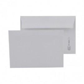 Oyal Kare Zarf Silikonlu 11.4x16.2 70GR Beyaz 100'lü