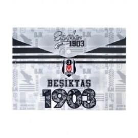 Beşiktaş A4 Çıtçıtlı Dosya DOS-1903