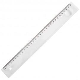 Yıldızlar Mercekli Plastik Cetvel 30 cm