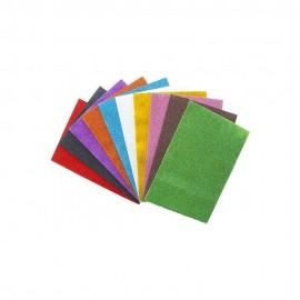 Kraf Simli Eva 20x30cm 2mm 10 Farklı Renk