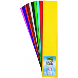 Nova Color Grapon Kağıdı 50x200 cm 10 Renk NC-338