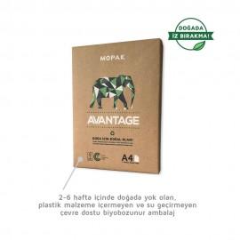Mopak Avantage A4 Fotokopi Kağıdı 70 gr 500'lü Paket