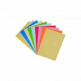 Regal Fon Kartonu 20x30 cm 10 Renk