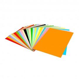 Renkli Fon Kartonu 50x70 cm