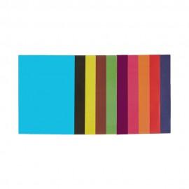 San A4 Elişi Kağıdı Karışık 10 Renk