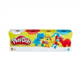 Hasbro Play-Doh Oyun Hamuru 4 Renk 448 gr B5517