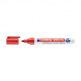 Edding 360 XL Beyaz Tahta Kalemi Kırmızı