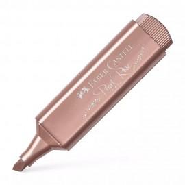 Faber-Castell Fosforlu Kalem Metalik İnci Gül