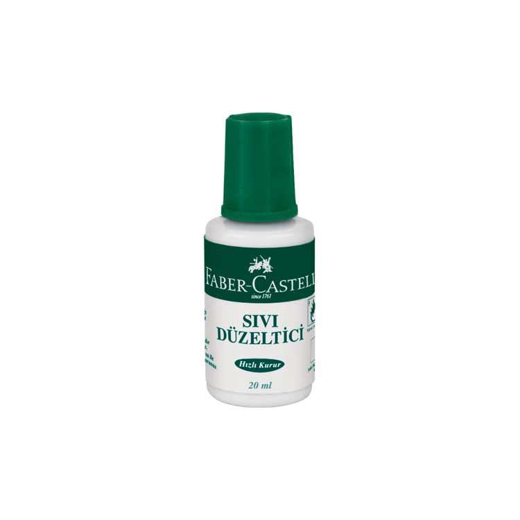 Faber-Castell Sıvı Düzeltici Daksil 20 ml