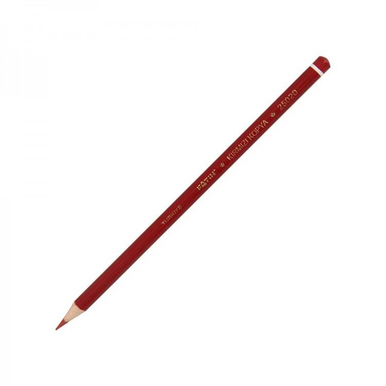 Fatih Kırmızı Kopya Kalemi