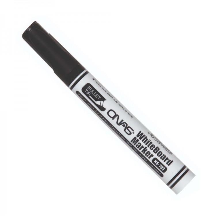 Onas Beyaz Tahta Kalemi Siyah NS-703