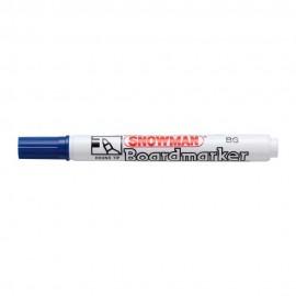 Snowman Beyaz Tahta Kalemi Mavi BG03