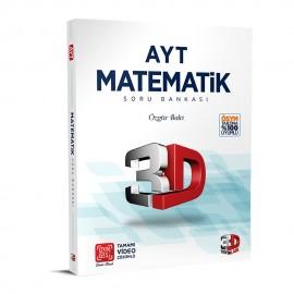 Çözüm Yayınları 3D AYT Matematik Soru Bankası
