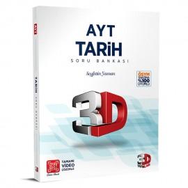 Çözüm Yayınları 3D AYT Tarih Soru Bankası