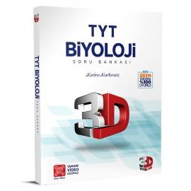 Çözüm Yayınları 3D TYT Biyoloji Soru Bankası