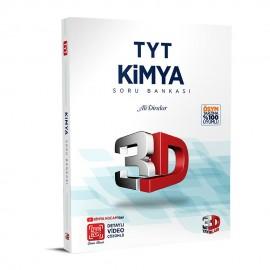 Çözüm Yayınları 3D TYT Kimya Soru Bankası