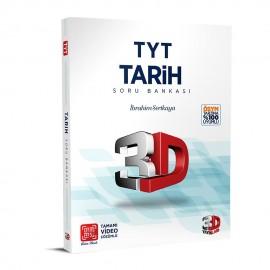 Çözüm Yayınları 3D TYT Tarih Soru Bankası