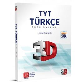 Çözüm Yayınları 3D TYT Türkçe Soru Bankası