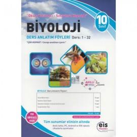 Eis Yayınları 10. Sınıf Biyoloji Ders Anlatım Föyleri 1 - 32