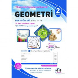 Eis Yayınları Geometri Ders Anlatım Föyleri 2. Kitap 1 - 12