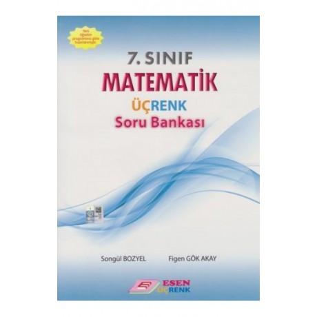 Esen Üçrenk 7. Sınıf Matematik Soru Bankası